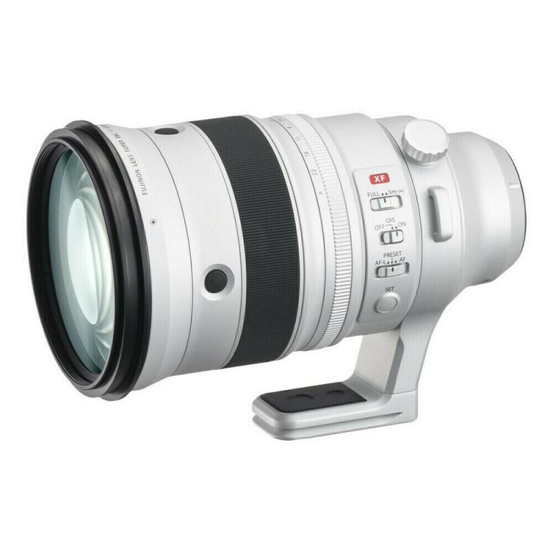 Fujifilm XF 200 mm f/2 R LM OIS WR TC X1.4 F2 WR 1