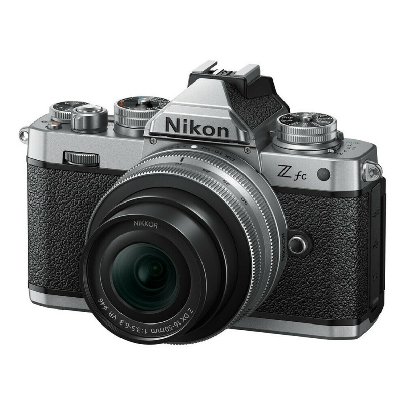 Nikon Z fc 16-50 mm Silver - 1
