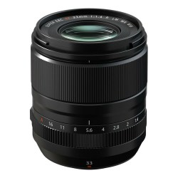 Fujifilm XF 33 mm f/1.4 R LM WR 2