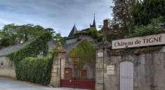 Château de Tigné Gérard Depardieu