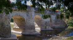 Chaudefonds sur Layon, après une pause gourmande au Domaine Saint Pierre à la table du square