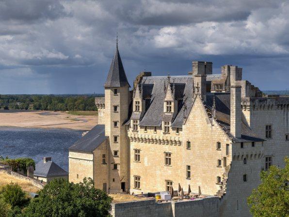 Montsoreau visite du village-le château de Montsoreau (9)