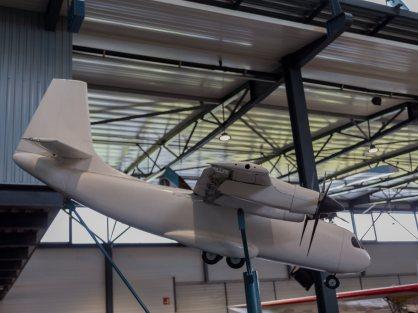 Musée régional de l'air Angers Marcé