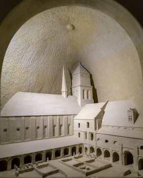 Pierre et lumière-Abbaye royale de Fontevraud (2)