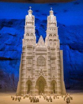 Pierre et lumière-La cathédrale de Tours (3)