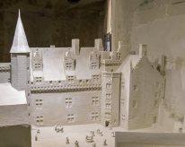 Pierre et lumière-Le château de Montsoreau