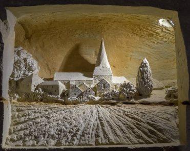Pierre et lumière-Village de Pontigné