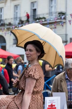 Saumur l'avant Anjou velo vintage au village 24