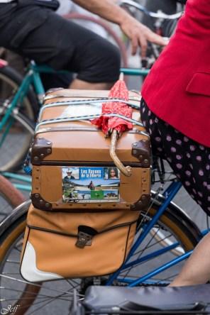 Saumur l'avant Anjou velo vintage au village 37