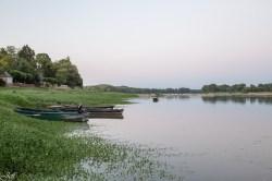 Visite à la Pointe Bouchemaine au coucher de soleil entre la Loire et la Maine (7)