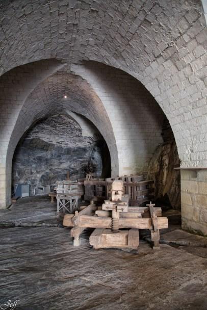 Cave et grenier saint Jean journées du patrimoine Angers-3