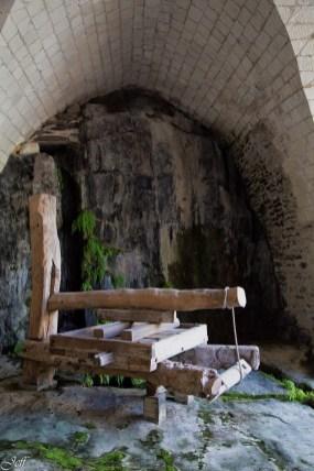 Cave et grenier saint Jean journées du patrimoine Angers-9