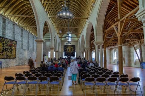 Cave et grenier saint Jean journées du patrimoine Angers