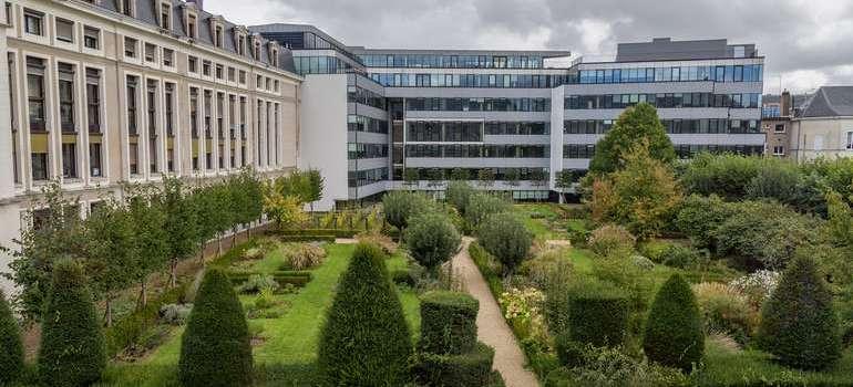 Hotel du département Angers