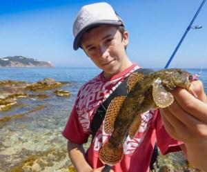 débuter en rockfishing