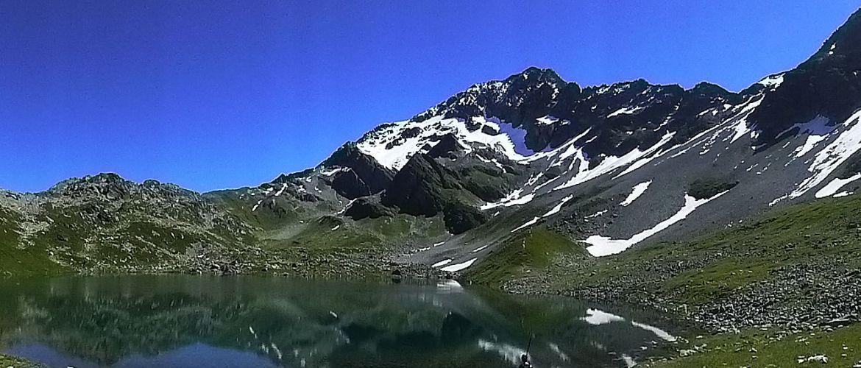 pêcher en montagne