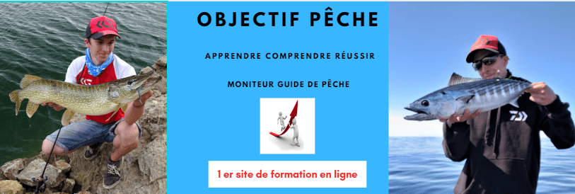 formation pêche