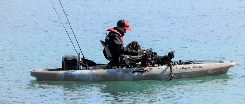 choix kayak pêche
