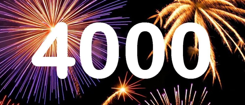 4000 vues