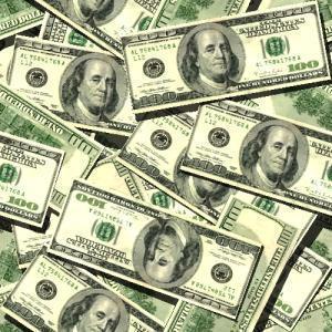 Argent liquide Dollar