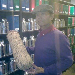 Ashok maitra, maitre de thé