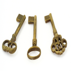 Trois clés