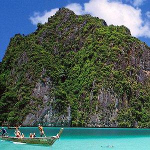 Paysage de Thailande