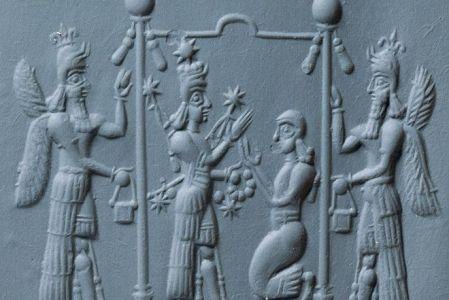 10 визитных карточек Месопотамии