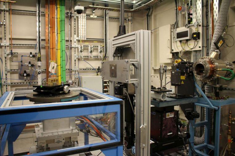 Лаборатория, в которой проведут эксперимент