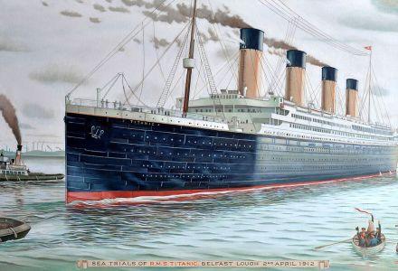 Был ли обречен Титаник?