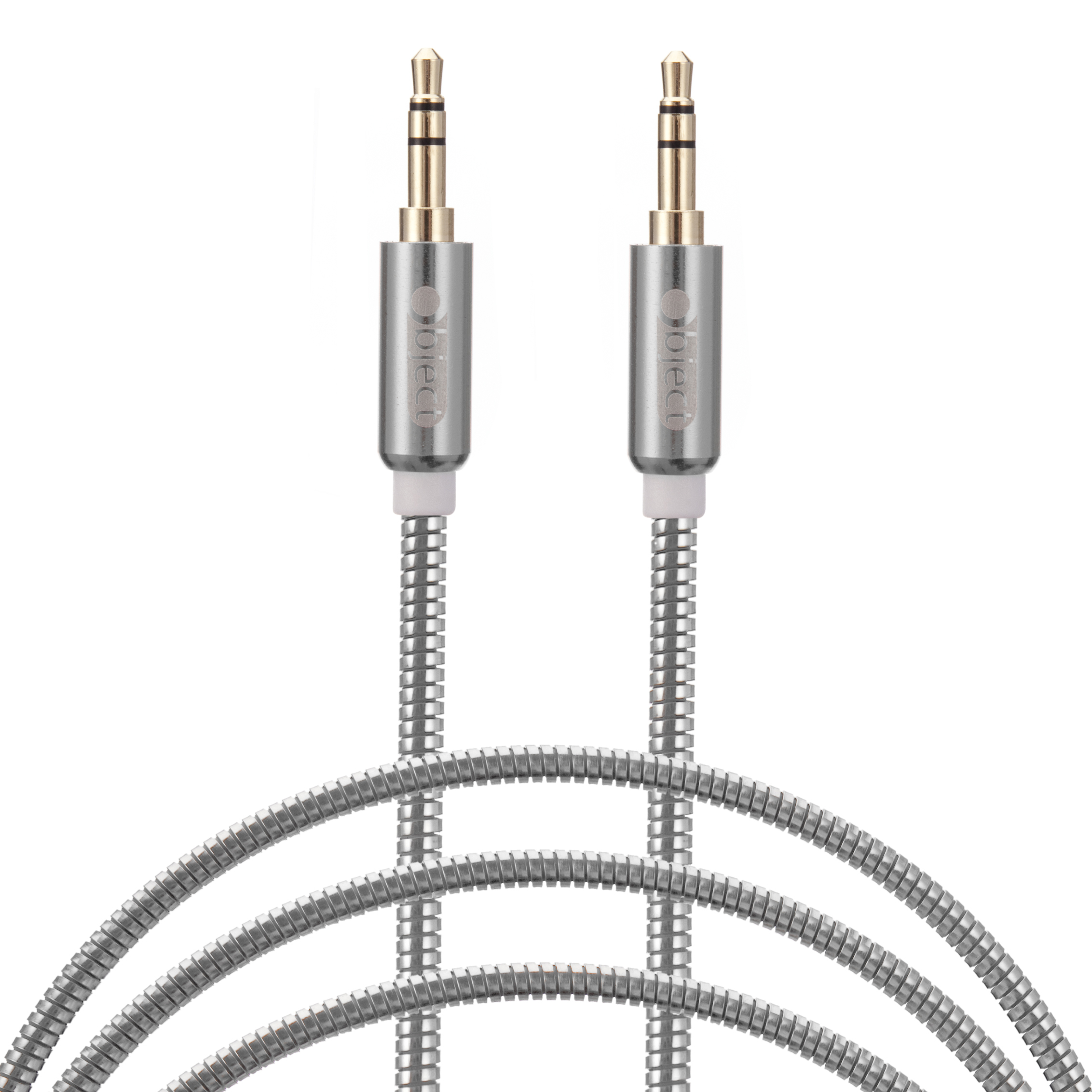 Metallic Aux Cable