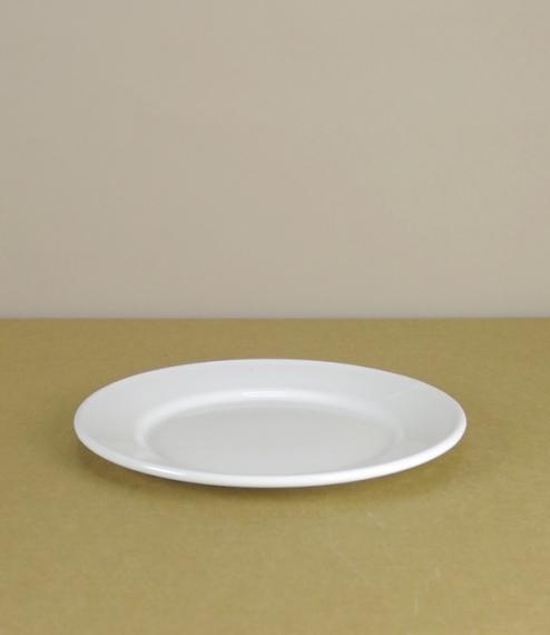 Plates White Enamelware Camping