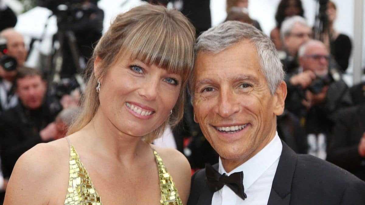 Mélanie Page sa femme, victime d'une chute incroyable dans Le club des invincibles
