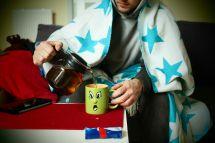 Eine schöne Tasse Tee