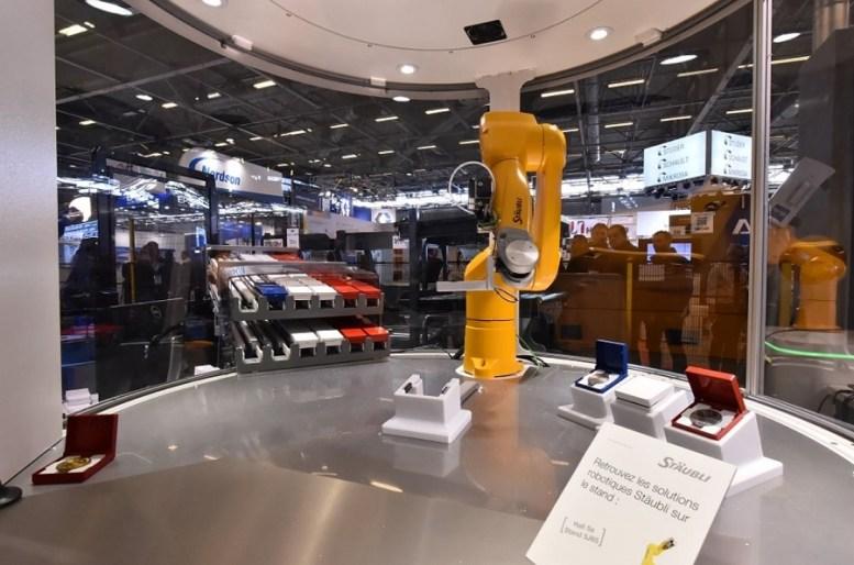 robotic show global industrie lyon