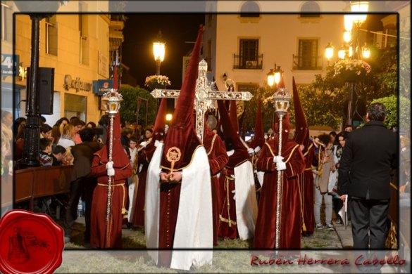 Jueves Santo 2015: Cofradía Pobre y Esperanza