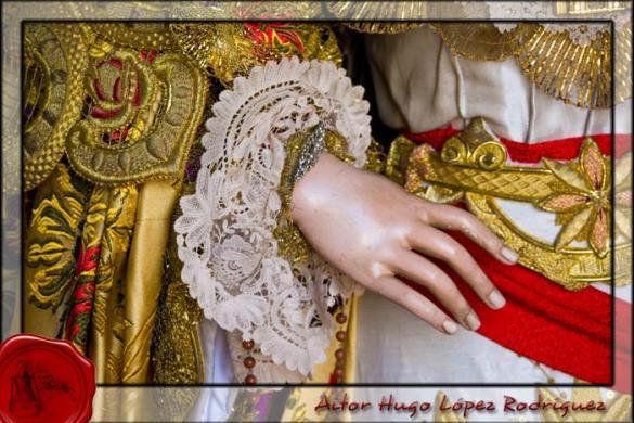 Besamano de María Santísima de la Piedad