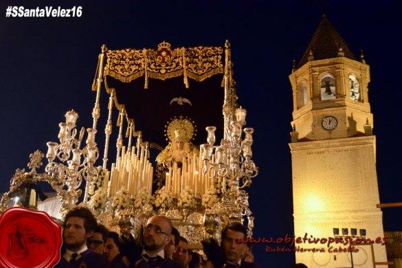 Viernes Santo: Desfile Procesional Cofradía Amor y Caridad