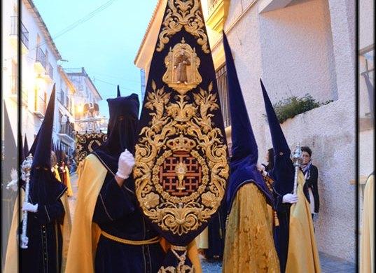 Jueves Santo 2015: Cofradía Humildad y Paz