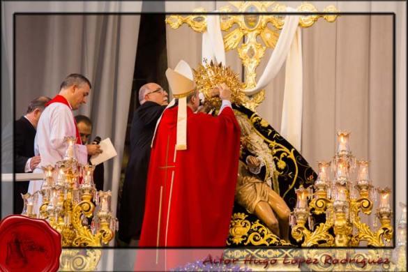 Misa Pontifical de Coronación Canónica de Nuestra Señora de las Angustias