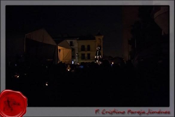 Viernes Santo 2015: Estación Penitencia Cofradía Soledad