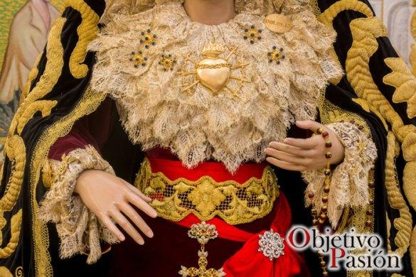 """Besamano """"Madre de Misericordia"""" – María Santísima de los Dolores"""