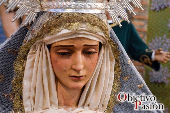 """Besamano """"Madre de Misericordia"""" – María Santísima de las Penas"""