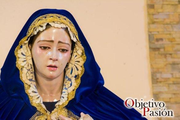 """Besamano """"Madre de Misericordia"""" – María Santísima del Amor"""