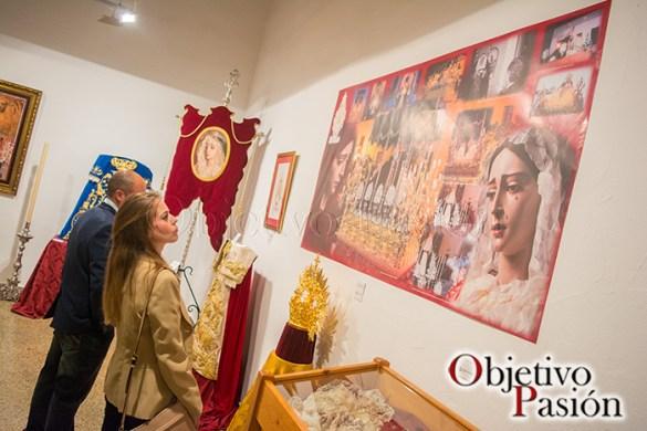 Exposición 75 años Jesús de la Humildad y 25 años Virgen de la Paz