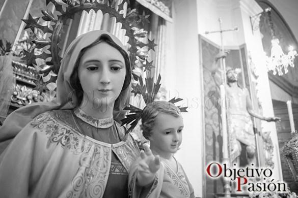 Besamano de Ntra Sra del Carmen (Cofradía Resurrección) – 2018