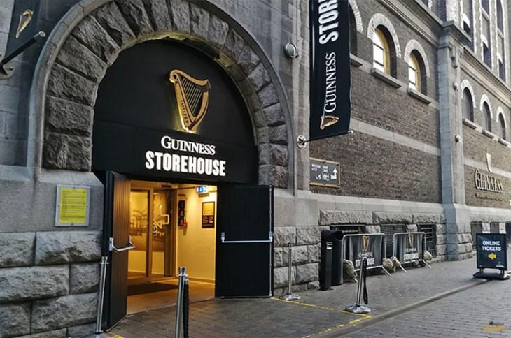 Visitar la Guinness Storehouse: un must de Dublín - Objetivo Viajar