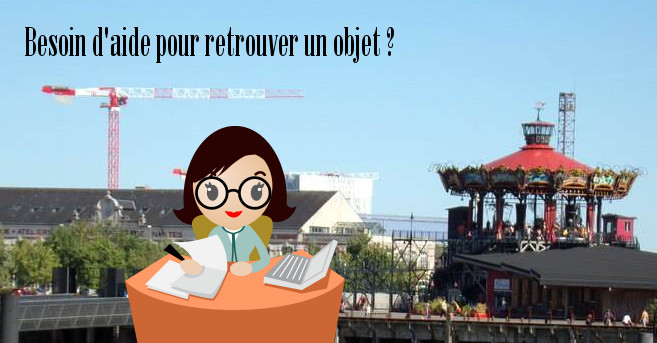 Objet Trouv Nantes Contacter Le Service Des Objets Perdus