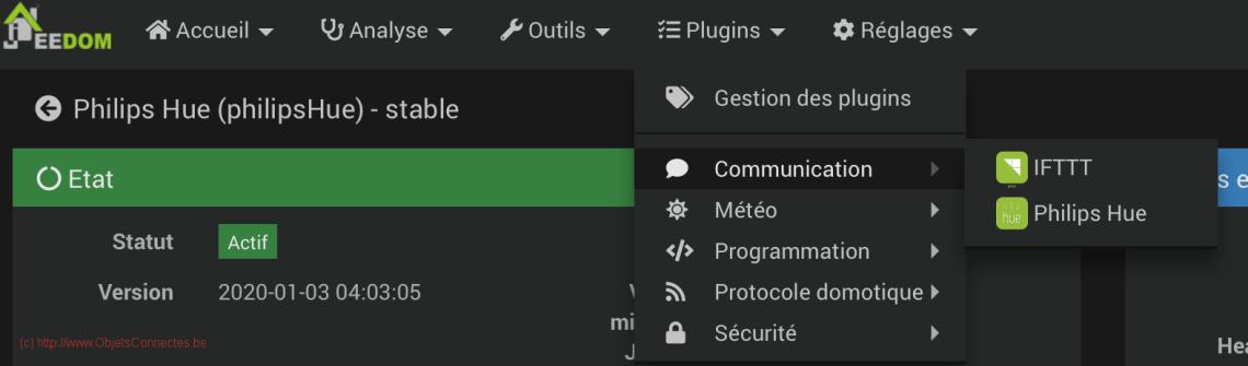 Plugin - Communication