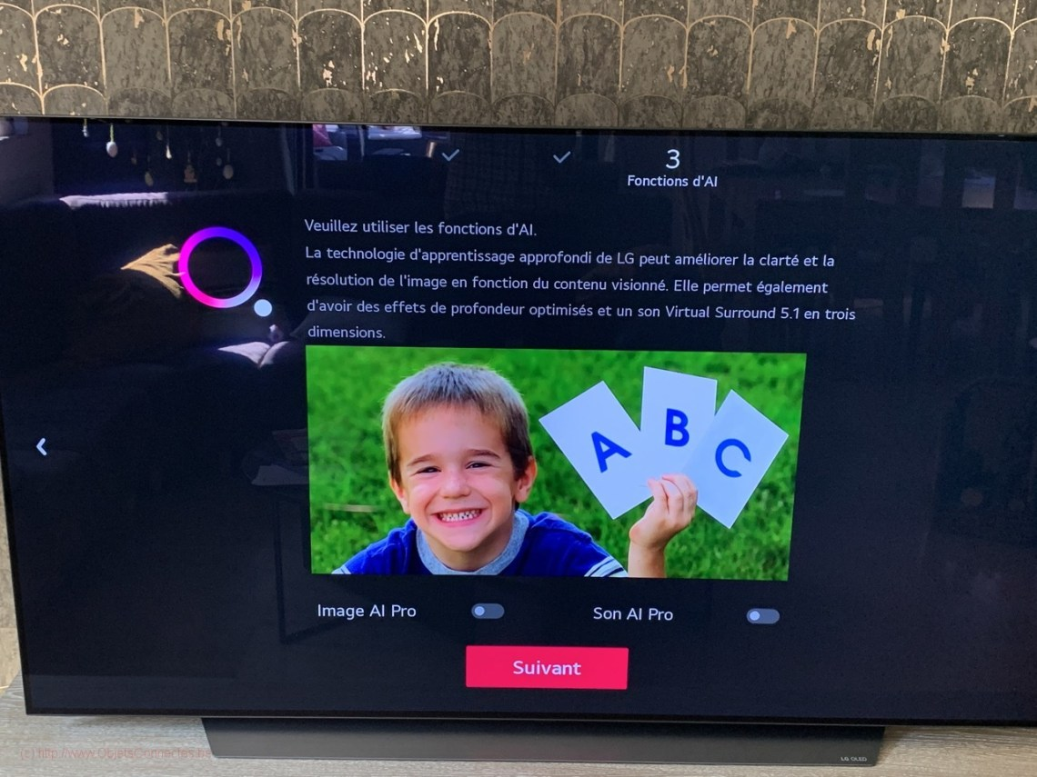 Télévision-LG-OLED-65CX-348